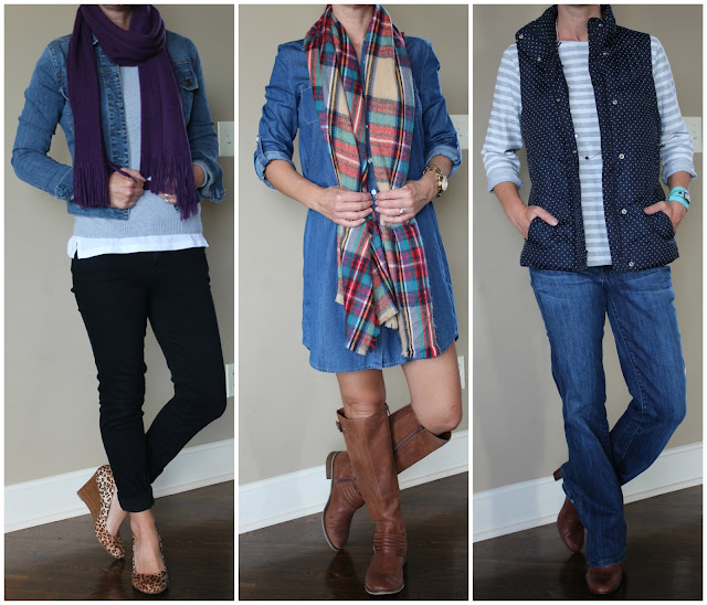 Outfit inspiration for fall, casual outfit ideas, looks for less