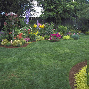 Brick Edging For Your Flower Beds7