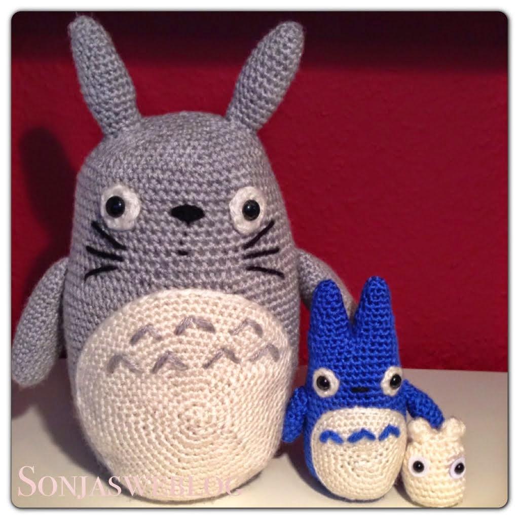 S O N J A S W E B L O G: Totoro Family