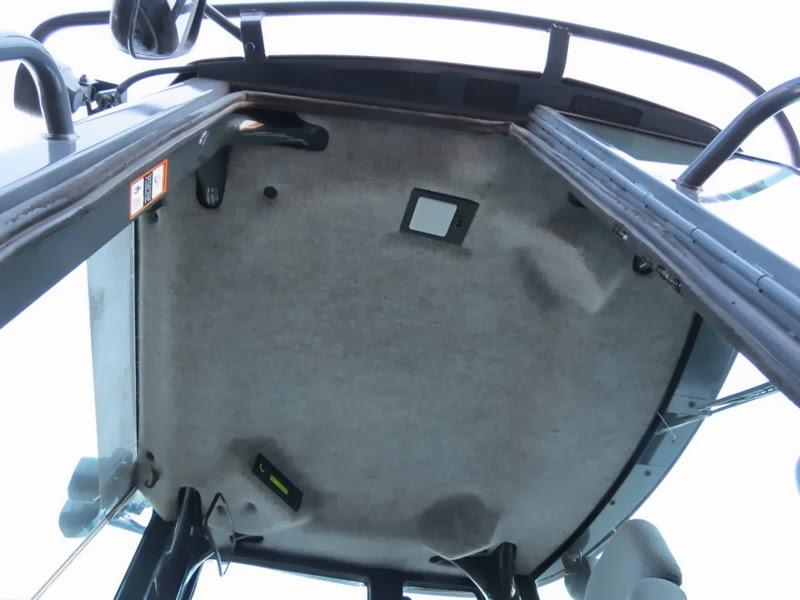 2007 John Deere 544J Wheel Loader High Lift Ride Control Forks Coupler JRB Texas