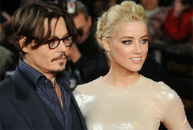 Johnny Depp fica noivo de atriz Bissexual.