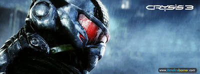 Crysis 3 the Nanosui Facebook Timeline Cover