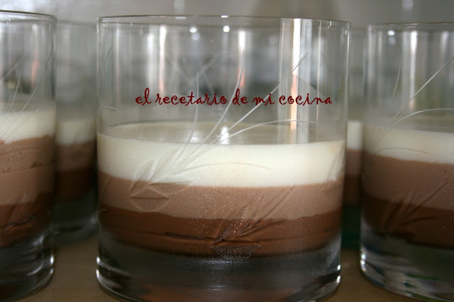 Vasitos tres chocolates tm31