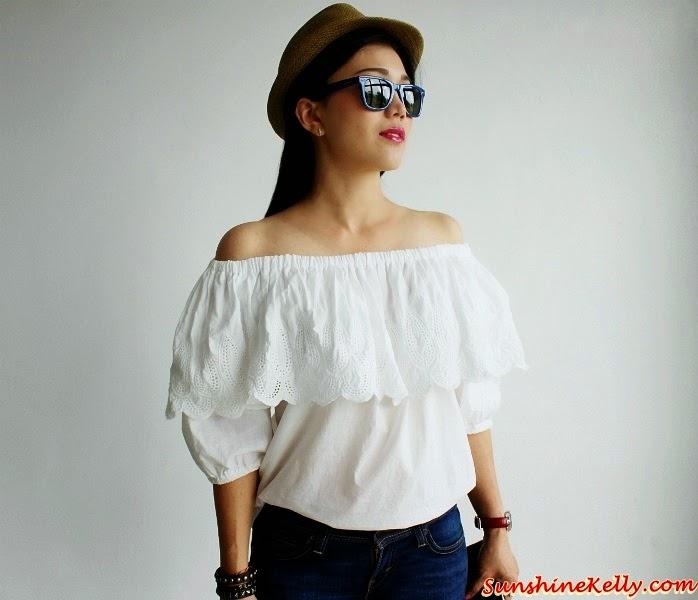 Denim x Cotton Day Lookbook, Denim, Cotton, Lookbook, ootd, corshcomo, levi's, lzd collection, lazada fashion, safilo, polaroid