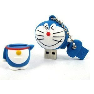 Doraemon Key Chain Pendrive