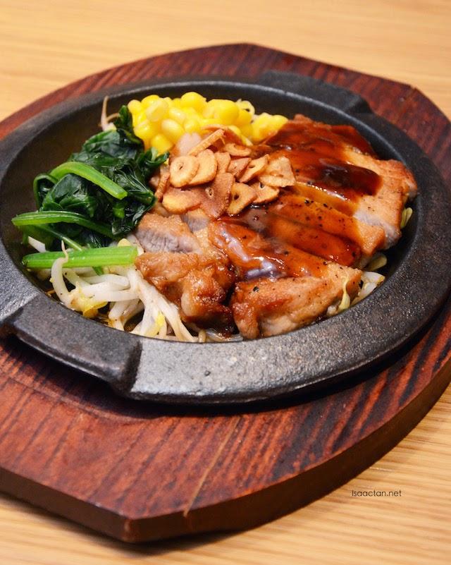 Pork Grill - RM16