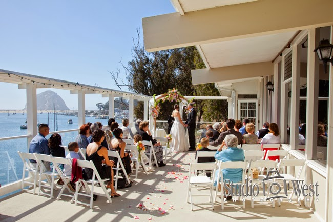 The Inn at Morro Bay - California Beach Wedding Photographer - Central Coast Wedding Venues - studio 101 west