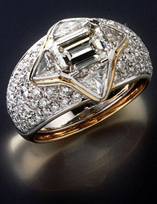 Repossi Tell Me Yes Ring