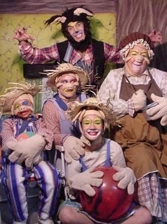Bangu Shopping apresenta a peça infantil 'Os três porquinhos'