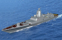 Admiral Sergey Gorshkov Class Frigate