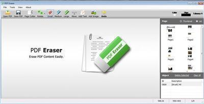 PDF Eraser Professional 1.4.0.0 DC 19.08.2015 Portable Download