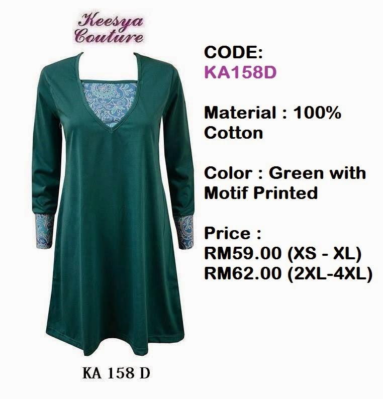 T-shirt-Muslimah-Keesya-KA158D
