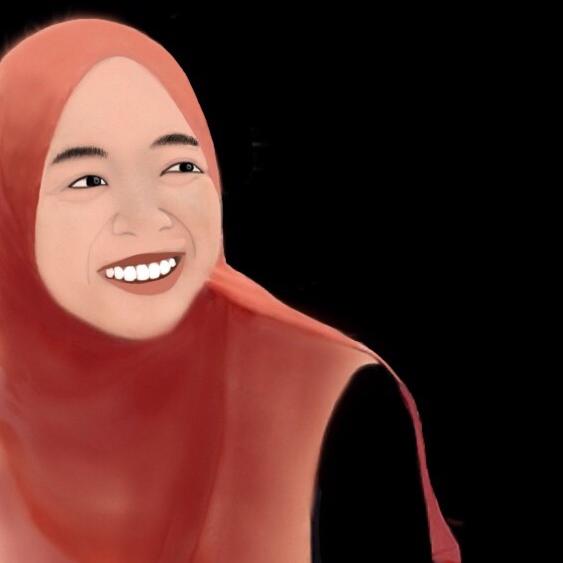Coloured Portrait