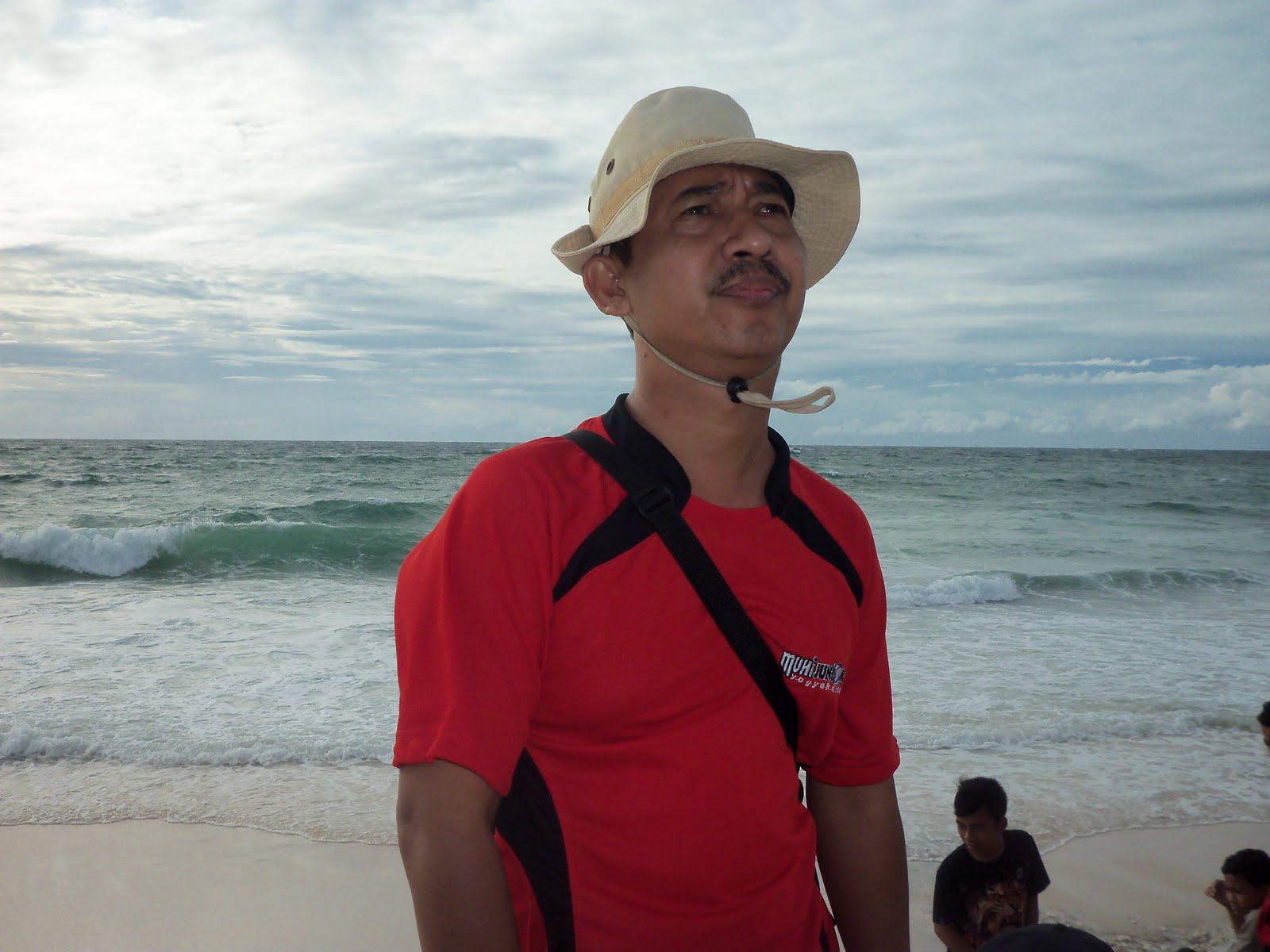 BAMBANG IN KUTA BEACH - BALI