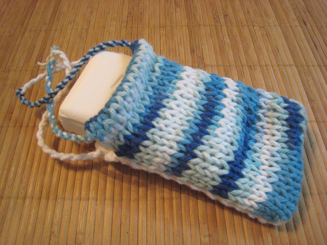 Knot Knecessarily Known Knitting: Simple Double-Knitting