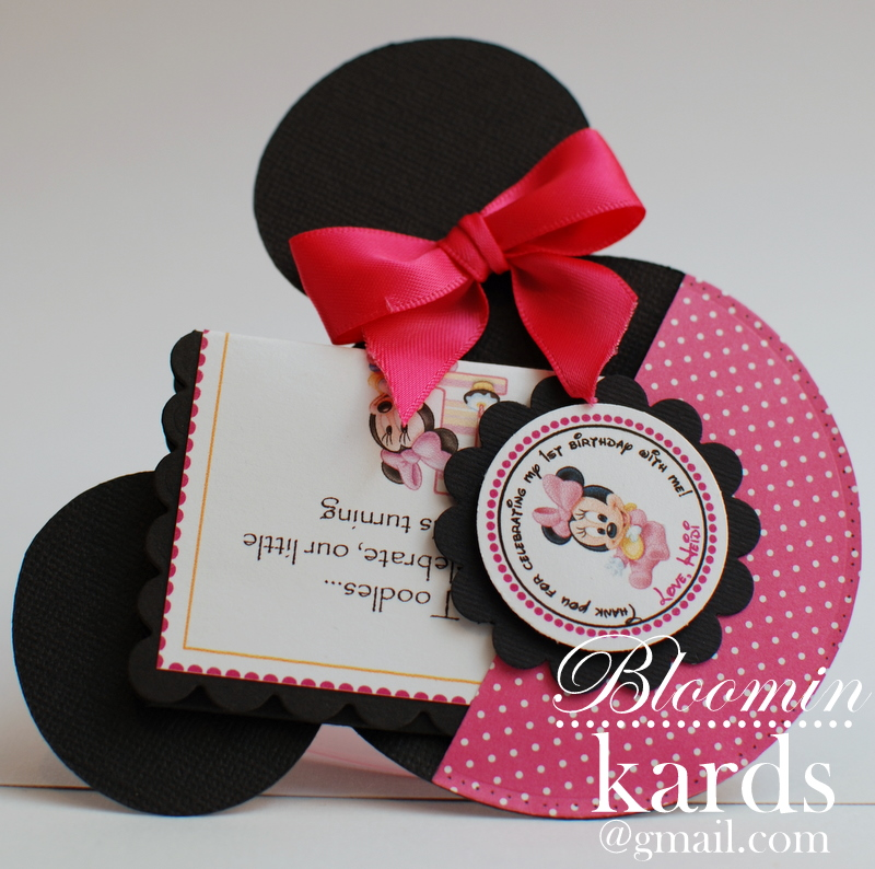 minnie mouse invitations minnie mouse baby shower theme pinterest