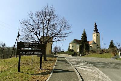 Crkva. sv. Juraja u Gornjoj Stubici
