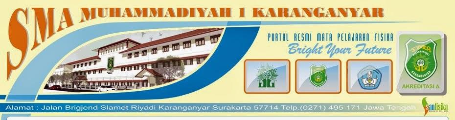 SMA Muhammadiyah 1 Kra