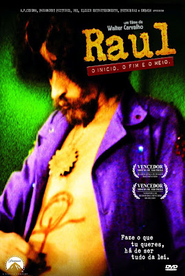 Raul: O Início, O Fim e O Meio - DVDRip Nacional