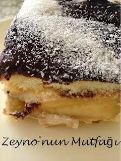Muzlu Ekler Pasta
