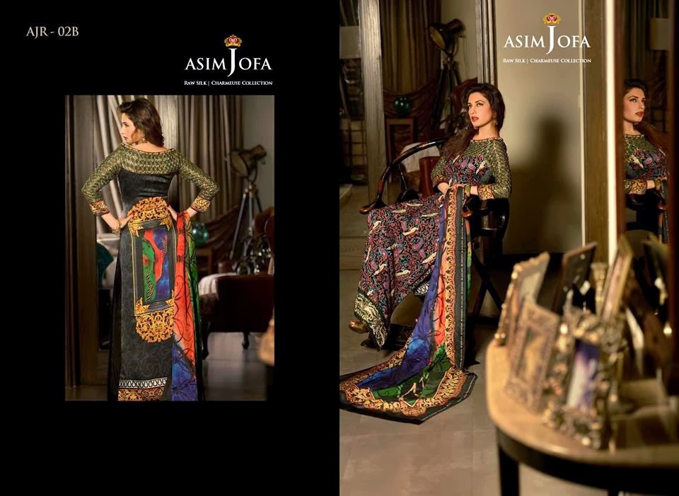 AsimJofaWinterCollection2014 wwwfashionhuntworldblogspotcom 014 - Asim Jofa Winter Collection 2014