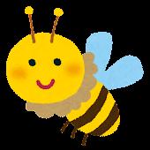 ミツバチのアイコン