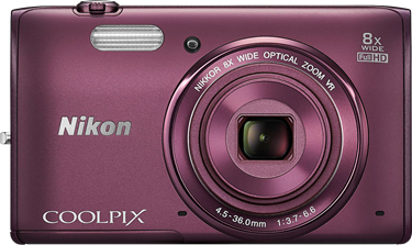 Nikon Coolpix S5300 Camera User's Manual