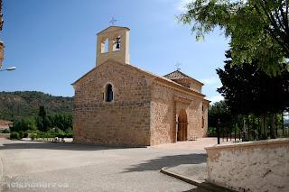 Iglesia románica de Naharros, Cuenca