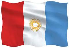 Bandera Oficial de la Provincia de Córdoba