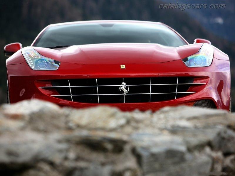 صور سيارة فيرارى FF 2013 - اجمل خلفيات صور عربية فيرارى FF 2013 - Ferrari FF Photos Ferrari-FF-2012-28.jpg