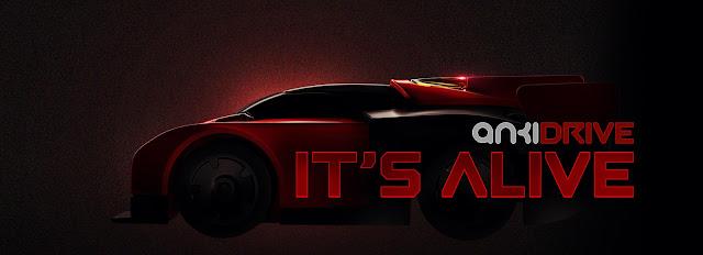 Anki Drive 人工智慧實體賽車遊戲