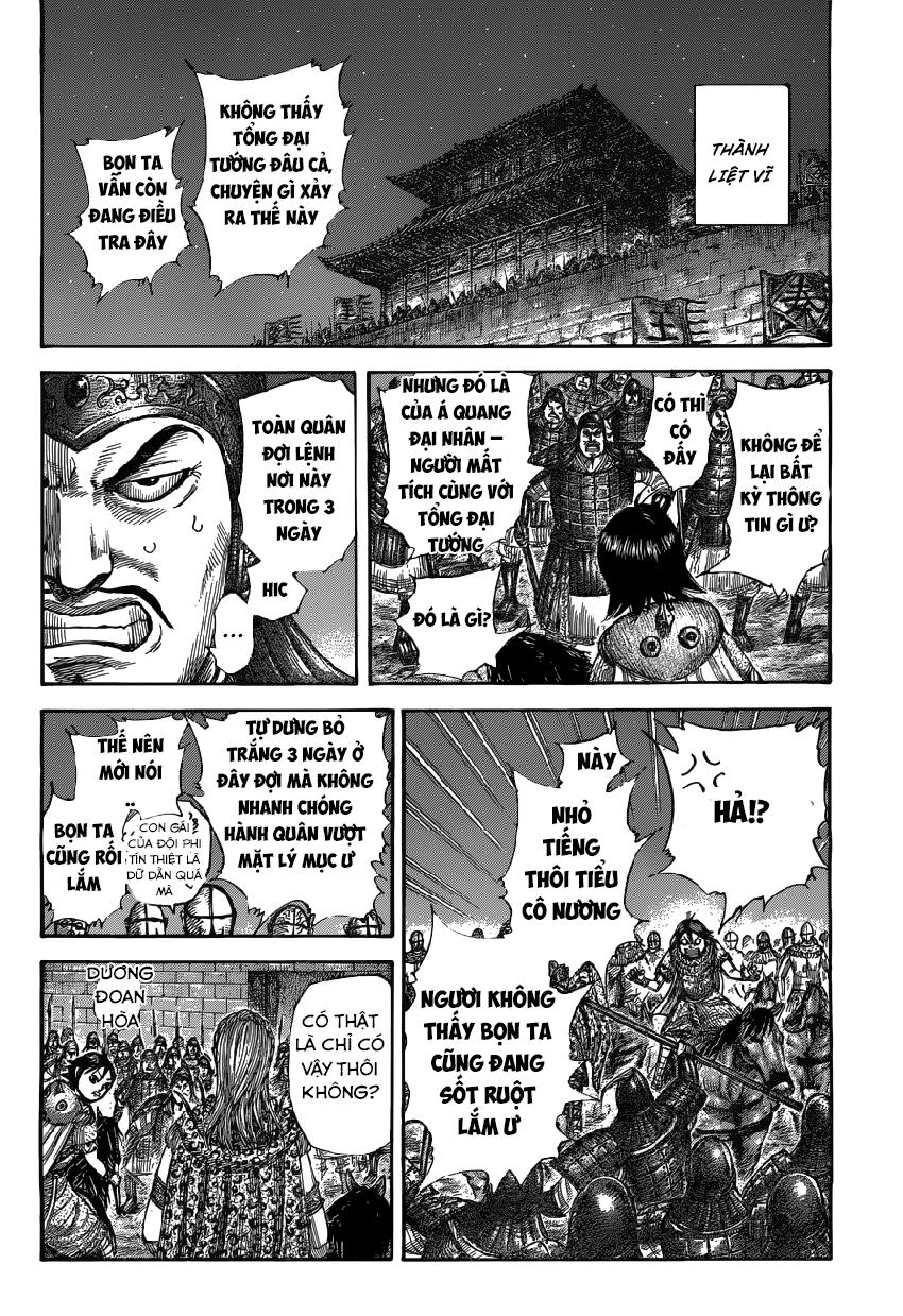 Kingdom - Vương Giả Thiên Hạ (HT) Chapter 511 - Hamtruyen.vn