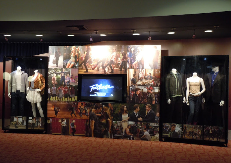 Footloose 2011 movie costume display