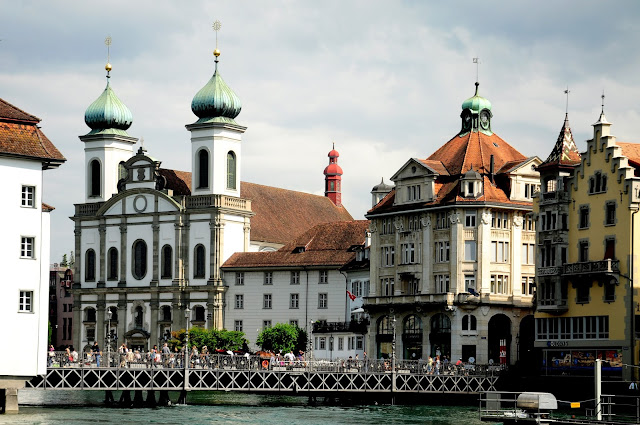 luzern cathedral horaire