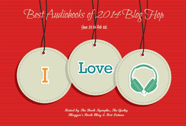 Best of Audiobooks 2014 banner