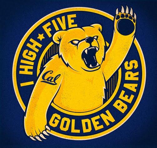 Cal Golden Bears Wallpaper Cal Golden Bears T-shirt