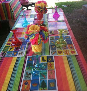 Blog de fiestas c mo decorar para una fiesta mexicana for Decoracion kermes mexicana