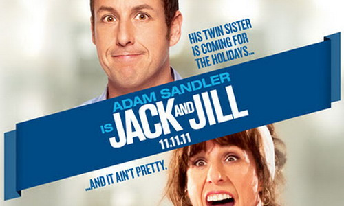 All About Jack And Jill Terpilih Sebagai Film