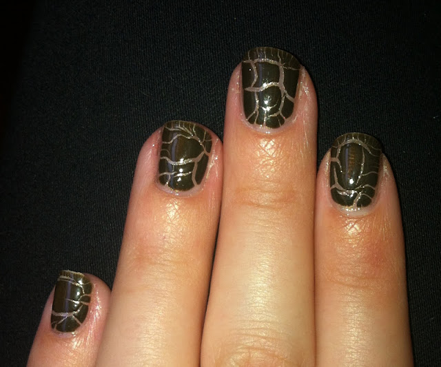 Dior Golden Jungle Collection fall autunno 2012 duo smalti crackle top coat palette