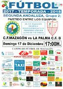 C.F. MAZAGÓN - LA PALMA C.F.B