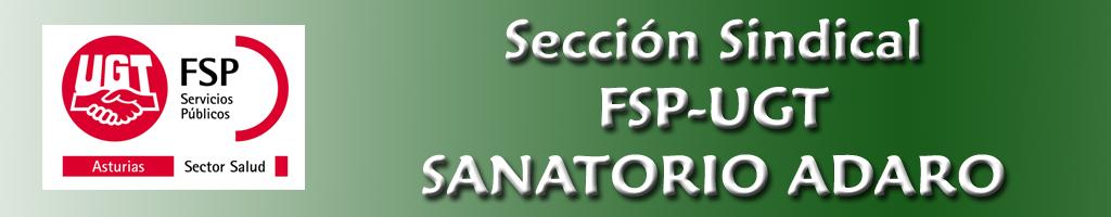 Sección Sindical FSP-UGT Sanatorio Adaro