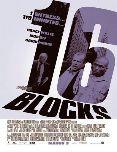 Ver 16 calles (16 Blocks) (2006) Online