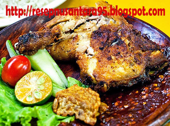 Resep Makanan | Resep Ayam Penyet Goreng Spesial