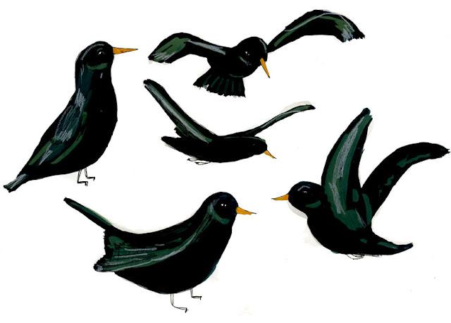 Four and Twenty Blackbirds Pie: An illustrated History by Emily Hilliard and Elizabeth Graeber