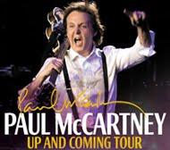 Paul Mccartney en Lima, Estadio Monumental, 9 de mayo 2011