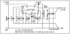 Simple 50w  lifier Circuit further 40 in addition Ic besides Op    parator Circuit Diagram also Unity Gain Buffer Op Circuit. on datasheet lm741