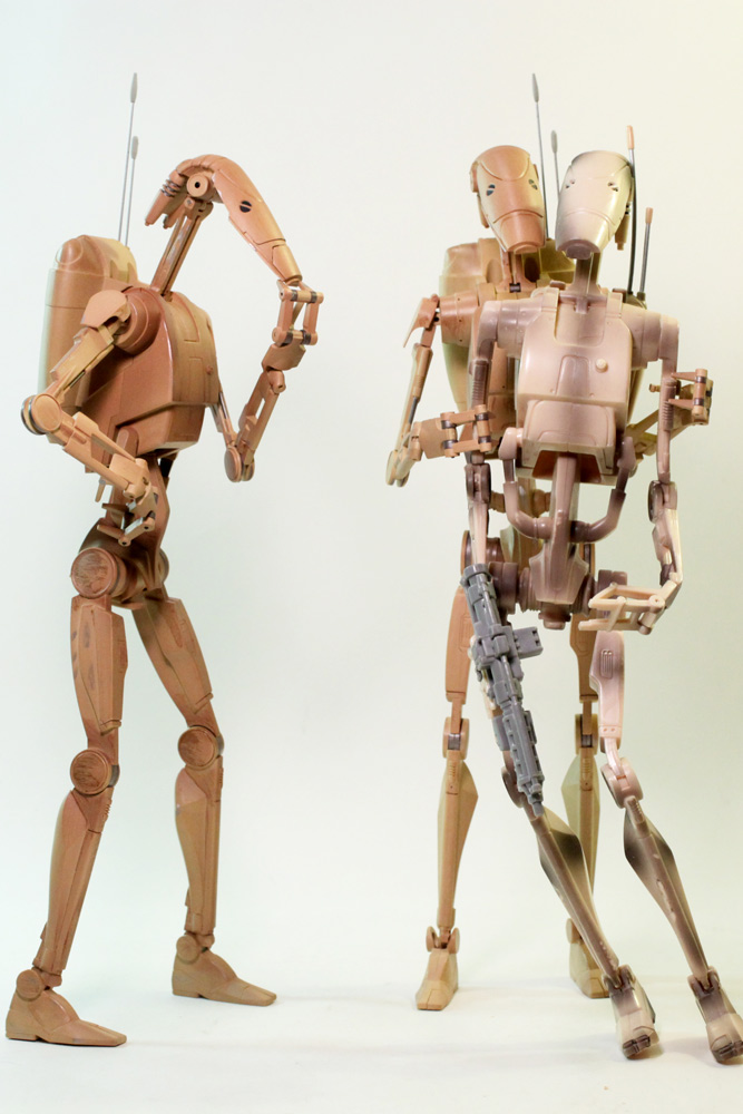 Home: Militaries of Star Wars - Infantry Battle Droids
