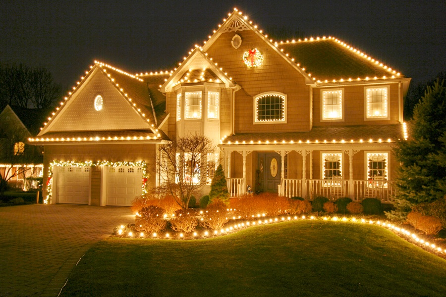charlotte holiday lighting - Professional Outdoor Christmas Decorations