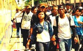 Pengertian Urbanisasi dan Faktor Pendorong Urbanisasi