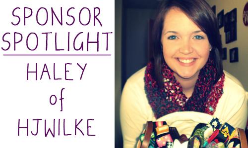 Sponsor Spotlight: HaleyWilke